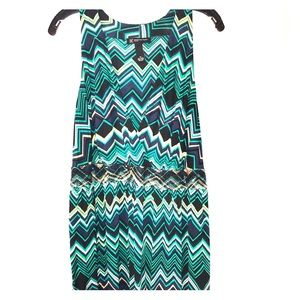 NWT embellished plus halter maxi dress-INC